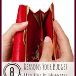 8 reasons your budget may not be working