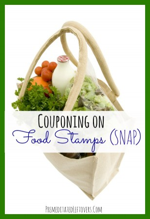 Couponing On Food Stamps (SNAP)