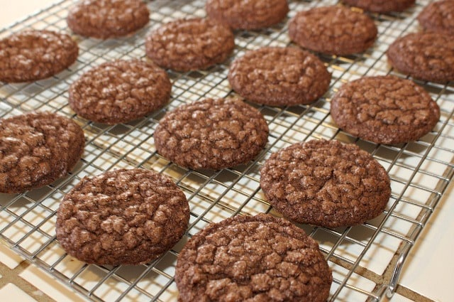 Gluten-Free Mocha Fudge Cookies Recipe with Dairy-Free options