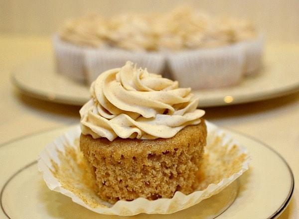 Gluten-free Applesauce cupcake recipe