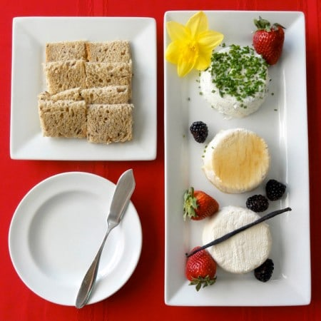 Homemade Yogurt Cheese from Healthy Eating Habits