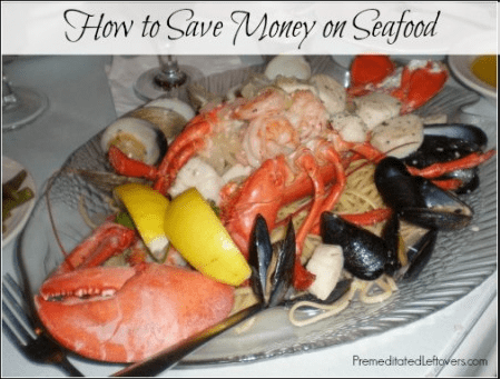 How to save money on seafood