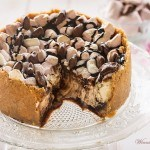 S'mores Cheesecake recipe from Something Sweet