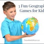 3 Fun Geography Games for Kids