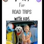 7 Tips For Road Trips With Kids