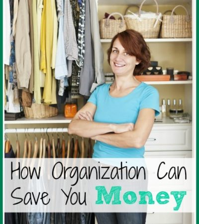 How Organizing Your Home Can Save You Money