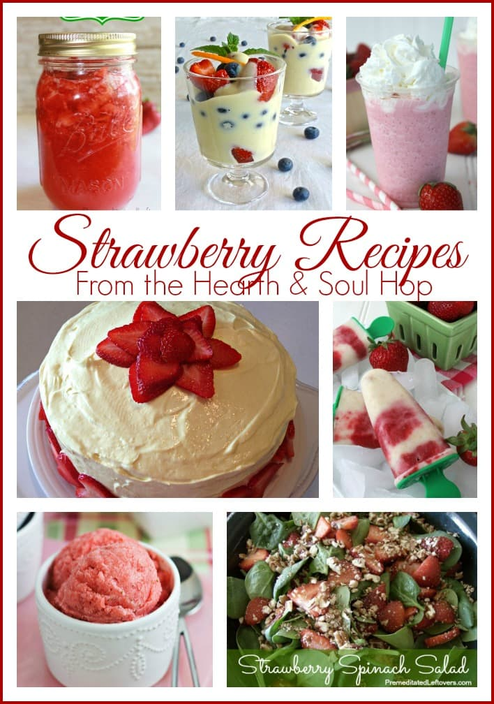 Strawberry Recipes