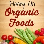 tips for saving money on organic food