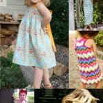 Save money on summer clothing for girls by making these free sundress patterns for girls, including patterns and tutorials for all sewing levels.