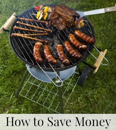 How to Save Money When Grilling - Tips for saving money on meat, marinades, charcoal, propane, and side dishes to make grilling more affordable.