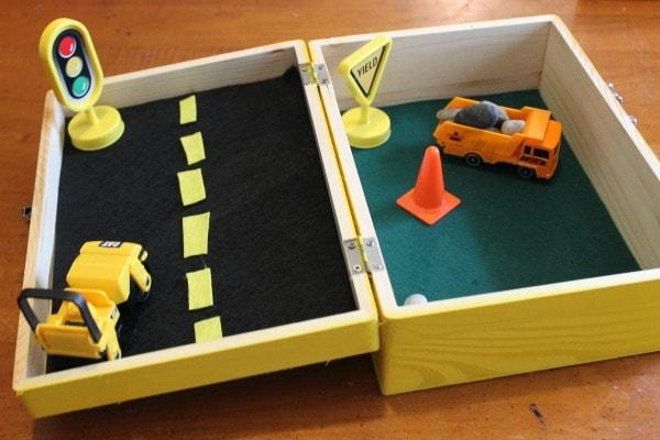 construction site travel box