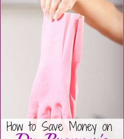 how to save money on Dr. Bronners