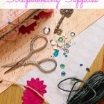 How to Save Money on Scrapbooking Supplies