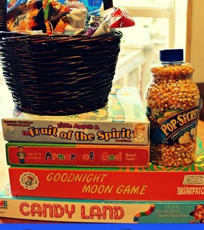 Family Movie or Game Night Ideas