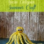 How to Make a Yarn Octopus