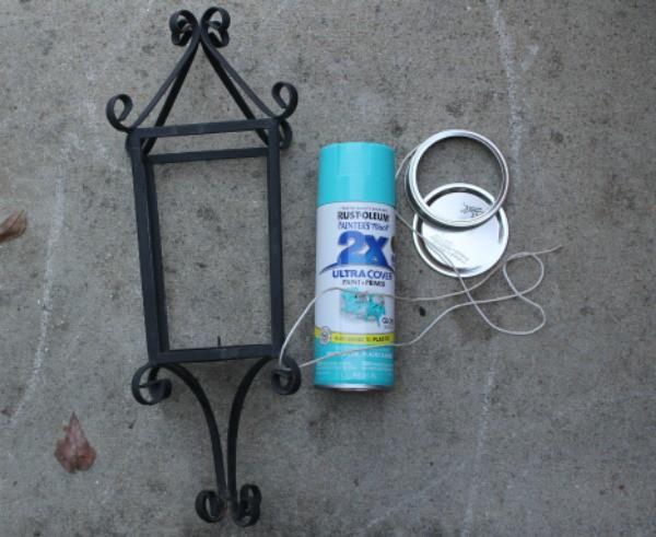 supplies needed to make a bird feeder