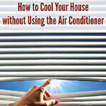 ways to cool your house without using an air conditioner this summer