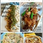 20 flavorful Weight Watchers Dinner recipes with points plus