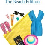 Frugal Fashion Friday - The Beach Edition