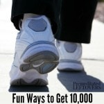 Fun Ways to Get 10,000 Steps Per Day