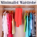 How to Simplify Your Life With a Minimalist Wardrobe