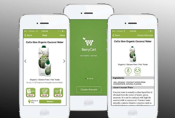 How to save money on natural and organic products with the BerryCart App