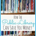 How using the public library can save you money