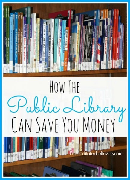 How The Public Library Can Save You Money - Here are some less known ways the public library can save you money beyond reading free books.