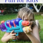 Water Gun Fun for Kids
