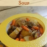 Steak and Potato Soup Recipe - This hearty and delicious steak and potato soup is perfect for rainy or cold evenings.