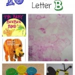 10 ways to introduce the letter B