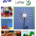 10 ways to introduce the letter d