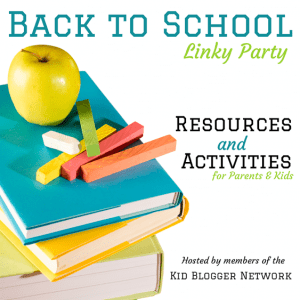 Back to School Linky Party
