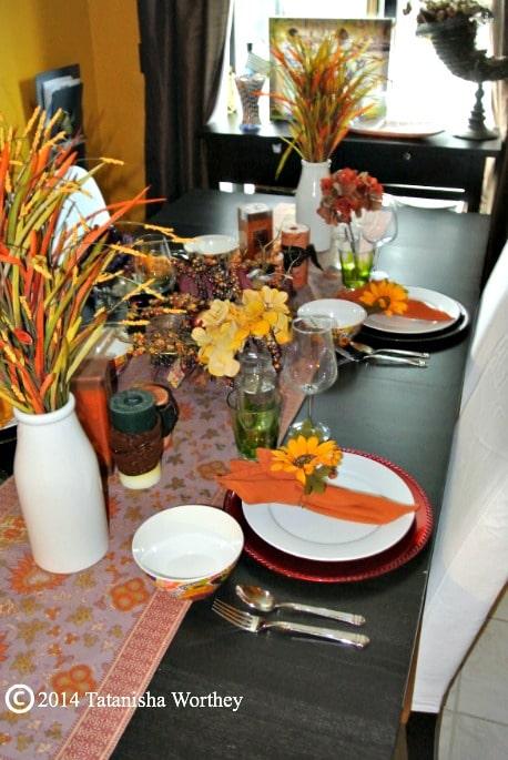 Fall Dinner Idea For Four
