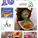 How to Introduce the Letter A