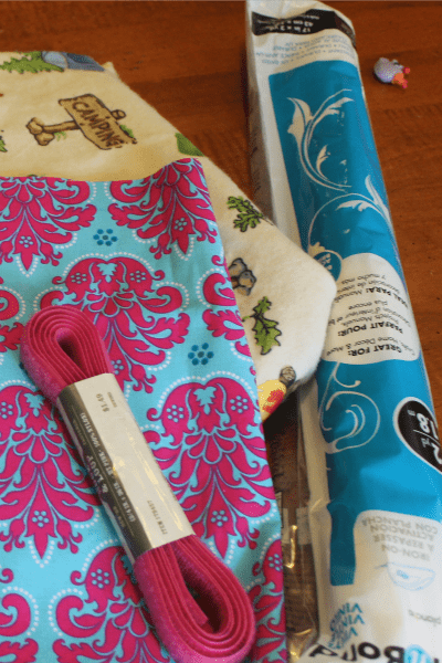 Reusable Snack Bag- supplies needed