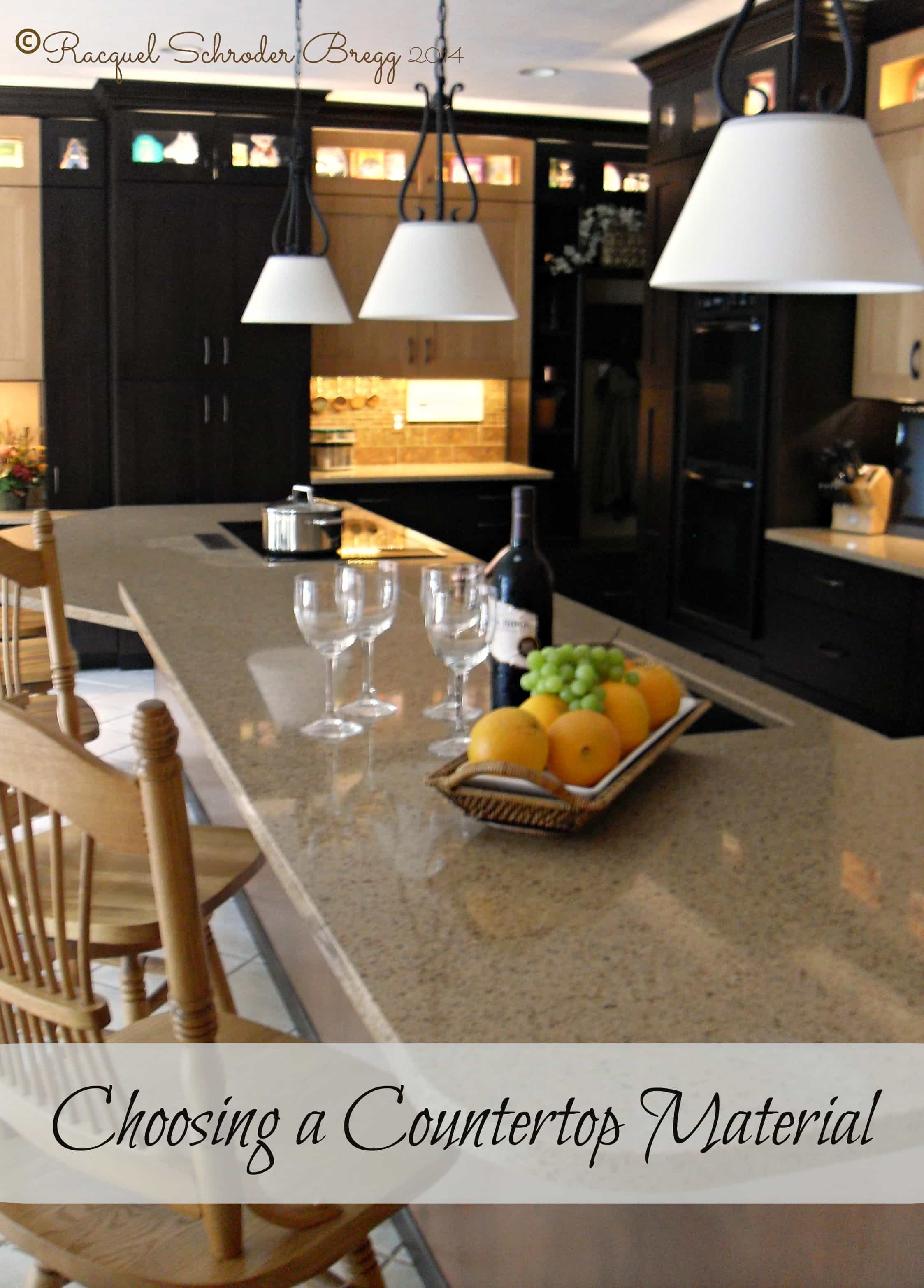 Types Of Countertop Material Pros And Cons : ... countertop materials with pros and cons of each, and countertops by