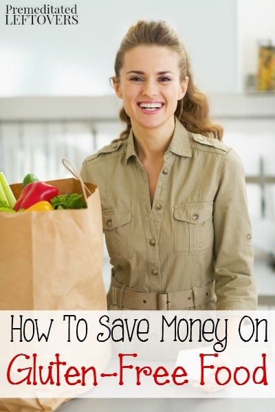 how to save money on gluten-free food