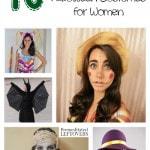 10 DIY Halloween Costumes for Women