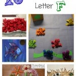 10 ways to introduce the letter F