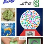 10 ways to introduce the letter g