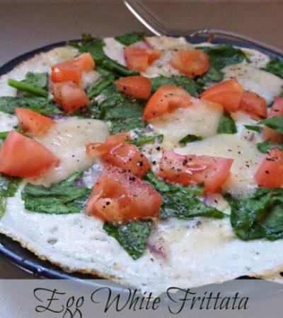 Tomato and Spinach Frittata with Havarti Cheese
