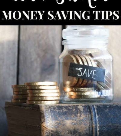 OLD-FASHIONED MONEY SAVING TIPS