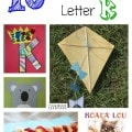 10 ways to introduce the letter K