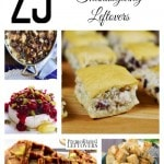 25 Ways to Use Thanksgiving Leftovers