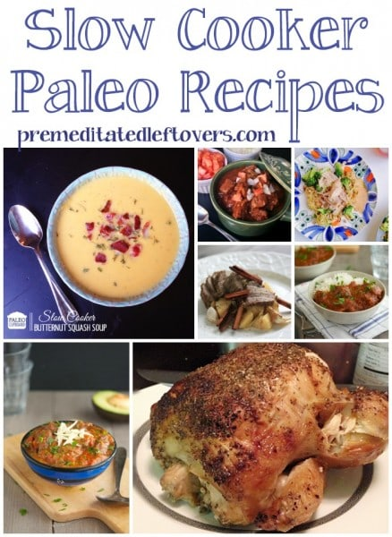 25 Paleo Slow Cooker Recipes - This list of 25 Paleo Slow Cooker Recipes is simply perfect for those people who are busy and can't take hours each day to cook for their family.