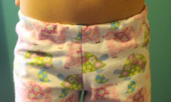 no pattern pajama pants tutorial