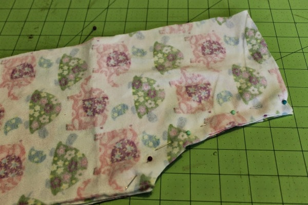 no pattern pajama pants tutorial pin