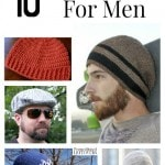10 Free Crochet Hat Patterns for Men