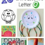 10 Ways to Introduce the Letter O